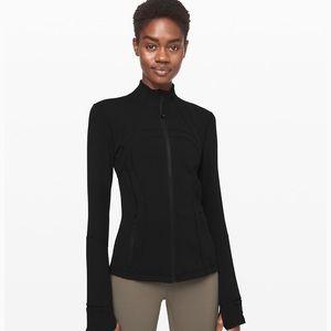 Black Lululemon Define Jacket